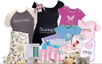 "Jewels and Pinstripes Celebrity ""BUMP"" Bag - Ends on April 30"