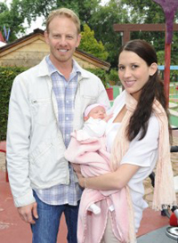 Erin and Ian Ziering Thank You January 2013