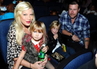 Tori Spelling Thank You