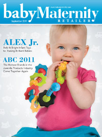 Baby Maternity Retailer Magazine - Whats Hot Lotus ABC Kids Expo